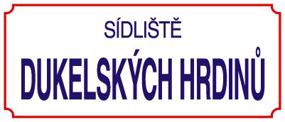 Břeclav - ulice, náměstí a sídlišťě