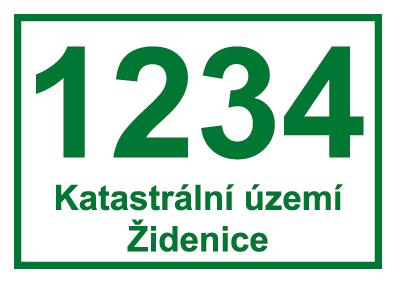 Brno - evidenční
