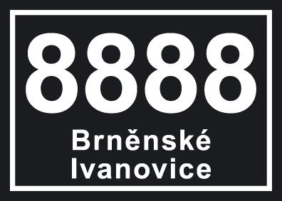 Brno - popisné