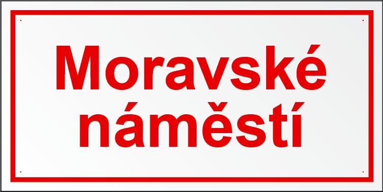 Brno - ulice, náměstí a sídlišťě