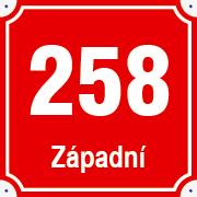 Moravská Třebová - orientační