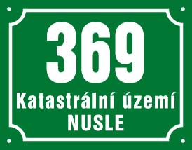 Praha - evidenční