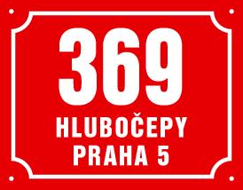 Praha - popisné