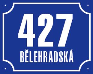 Ústí nad Labem - orientační