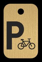 Klíčenka - parkoviště pro kola