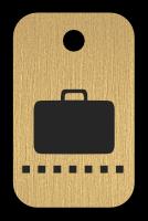 Klíčenka s obrázkem dopravníku