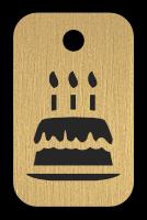 Klíčenka - dort
