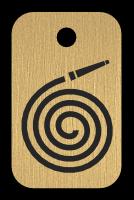 Klíčenka - hadice