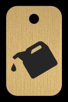 Klíčenka s obrázkem kanystru