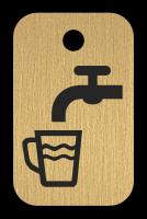 Klíčenka s obrázkem kohoutku