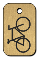 Klíčenka - kolo