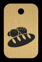 Klíčenka - pečivo