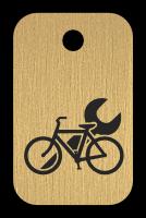 Klíčenka s obrázkem cykloservisu