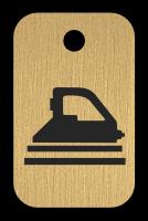 Klíčenka s obrázkem žehličky