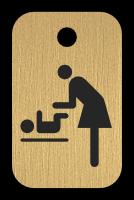 Klíčenka s obrázkem přebalovny