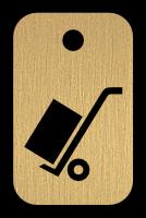 Klíčenka s obrázkem rudlu