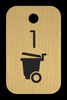Klíčenka - kontejner